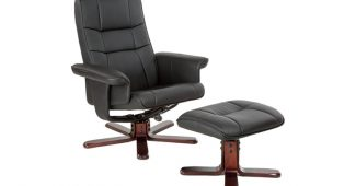 TecTake Fauteuil relax TV