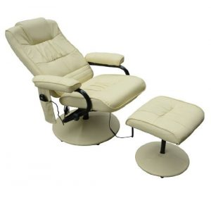 homcom fauteuil massage